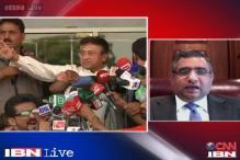 Pervez Musharaf suffers cardiac arrest, stable now
