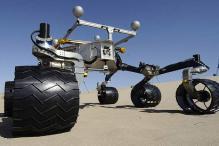Mystery white rock inexplicably appears near NASA Mars rover