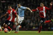 Five-star Manchester City crush Blackburn in FA Cup