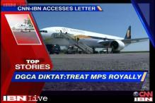 News 360: DGCA asks private airlines to treat MPs as VIPs