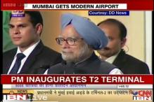 PM inaugurates T2 terminal at Mumbai airport