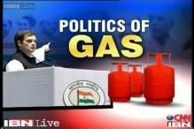 UPA bows down to Rahul, hikes LPG cap from 9 to 12; RBI not impressed