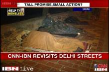 Delhi: No respite for the homeless, AAP promises 100 night shelters