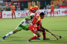 Ranchi Rhinos beat Delhi Waveriders 1-0 in HIL