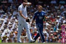 England pacer Rankin hamstrung in Test debut