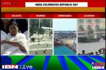 India celebrates 65th Republic Day, honours its heroes