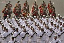 Colour, courage on display as India celebrates its 65th Republic Day