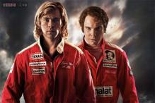 'Rush' nominated for four BAFTA awards