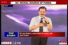 SC directs Sahara to provide details of source of payment to investors