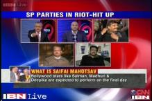SP faces questions over Saifai event, UP minister walks out of debate