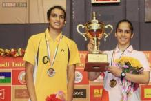 Saina wins the final battle against Sindhu; Srikanth loses to Song at India GP Gold