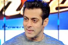 Salman sets the mood as he performs on the sets of 'DID' to promote 'Jai Ho'