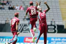 New Zealand beat West Indies by 58 runs (D/L method)