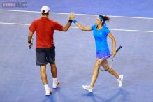 Sania Mirza-Horia Tecau beat defending champions to reach Australian Open mixed doubles final