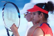 Sania Mirza and Cara Black stunned by wild card pair at WTA Apia International