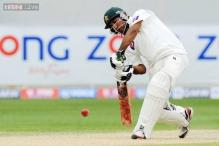 2nd Test: Resilient Sarfraz Ahmed takes Pakistan to 330/7, lead by 107