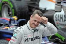 Michael Schumacher made will in 2010 naming family as beneficiaries