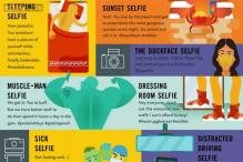 11 types of selfies. Which is yours?