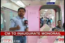 Watch: Inside India's first colourful Monorail in Mumbai