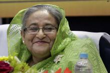 Bangladesh's Sheikh Hasina sworn in as premier for third term