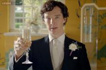 Benedict Cumberbatch gave 'Sherlock' a second thought