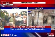 1984 anti-Sikh riots: Kejriwal meets L-G over demands for SIT probe