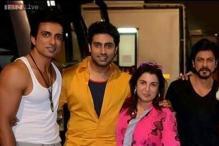 What makes Shah Rukh Khan jealous of Sonu Sood?
