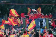 Spain No. 1 in unchanged top 25 in FIFA rankings