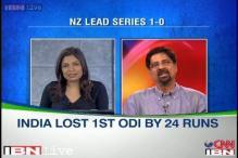 India should have won the Napier ODI: Srikkanth