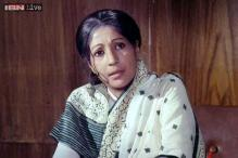 Suchitra Sen much better, but not out of danger