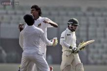 1st Test: Sri Lanka 60 for 0 at stumps on Day 1, Bangladesh 232 all out