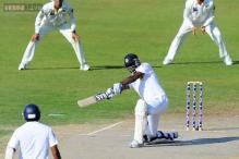 Pakistan on back foot after SL declare at 428 for nine
