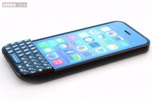BlackBerry sues startup founded by Ryan Seacrest over keyboard design