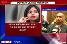 It's a battle half won, US should apologise, says Devyani's father