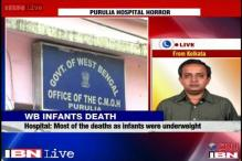 West Bengal: Eight infants die at government hospital