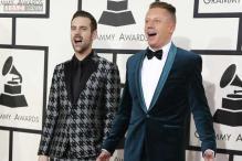 Macklemore, Ryan Lewis make a 'heist' of Grammys