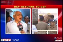 Want to join BJP to help Narendra Modi become PM: Yeddyurappa