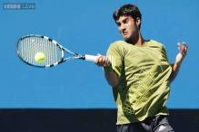 Yuki gives India 1-0 lead, Somdev's fate hangs in balance