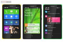 Nokia X, X+, XL: Nokia launches its first Android-based budget phones
