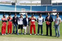 CCL: Salman Khan, Huma Qureshi, Sunny Leone cheer for Mumbai Heroes