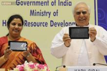 Aakash 4 tablet to be available in India in the next 45 days for Rs 3,999: Kapil Sibal