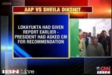 AAP seeks probe against Sheila Dikshit in unauthorised colony scam