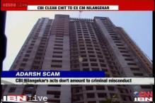 Maharashtra: CBI gives clean chit to ex-CM Shivrajirao in Adarsh scam