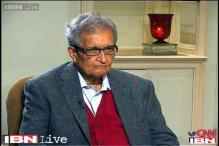 Amartya Sen salutes AAP electoral strategy, asks it to be more inclusive