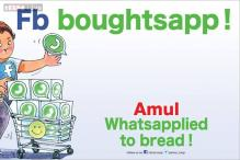 Whatsapplied to bread! Amul's response to the Facebook-WhatsApp deal