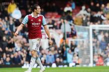West Ham's Andy Carroll loses appeal over three-game ban