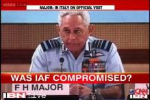 AgustaWestland scam: Another Air ex-Chief, Fali Major, named in probe