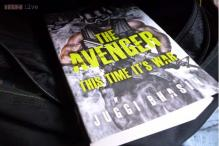 'The Avenger: This Time It's War is a well paced read' is well paced