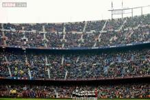 Barcelona unveil USD 565 million Camp Nou remodel plan