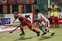 HIL: Ranchi Rhinos held to a 1-1 draw by Mumbai Magicians